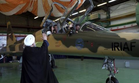 Техеран: САЩ няма да посмеят да ни ударят