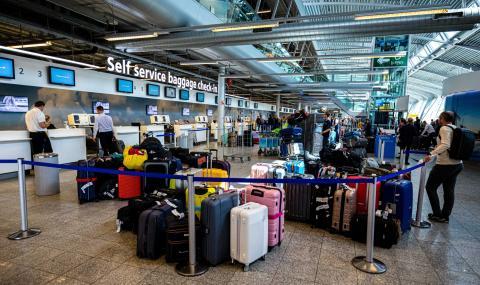 """Полетите на летище """"Айндховен"""" закъсняват"""