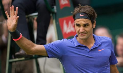 Швейцарски борци помогнали за връзката на Роджър Федерер