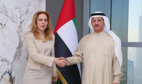 Подкрепяме малкия и среден бизнес с ОАЕ