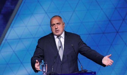 Борисов наказва кметовете на София и Бургас заради изборните резултати