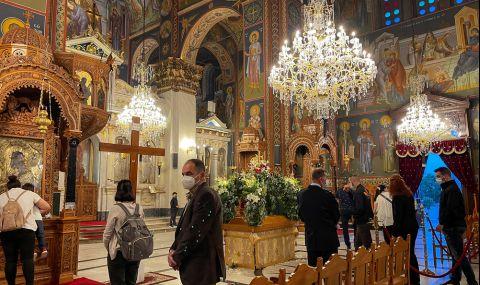 Гръцката църква призова вярващите да се ваксинират