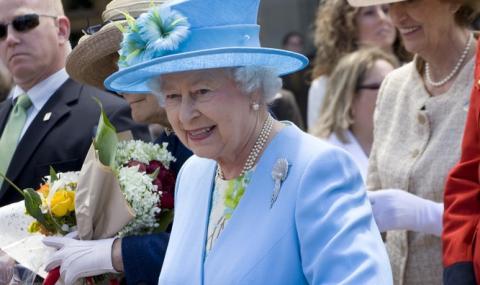 Падна най-сладката тайна на Кралицата (СНИМКА)