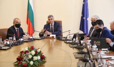 Стефан Янев свиква първо заседание на Съвета по сигурността към правителството