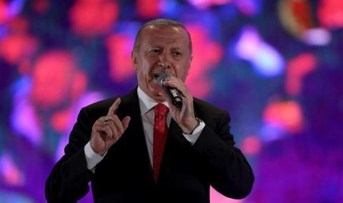 Ердоган обвини Гърция в разпалване на напрежение, размаха пръст и на ЕС