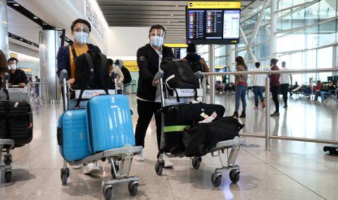 """Терминал на """"Хийтроу"""" обслужва пътници от високорискови държави"""