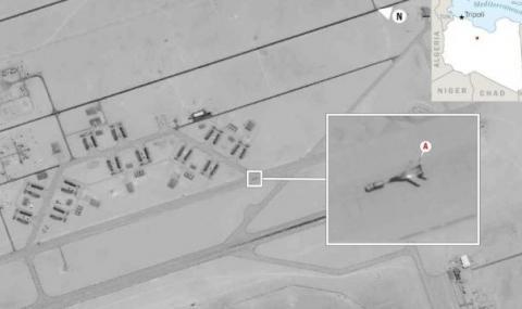 Русия отрече да е изпращала войници в Либия