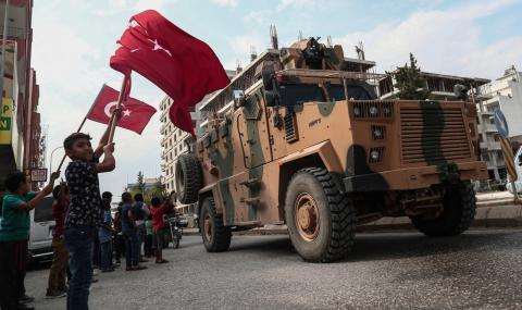 Как целият арабски свят се разгневи на Турция
