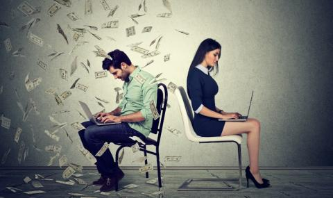Полът на заплатата