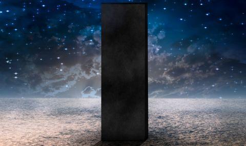 Загадъчният монолит от Юта