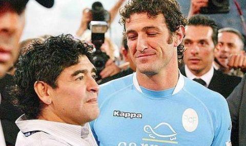 Чиро Ферара: Марадона беше антигерой, вероятно с Антонио Касано щяха да се разбират
