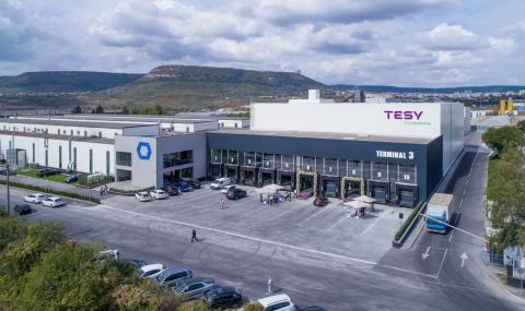 Нов логистичен център в Шумен