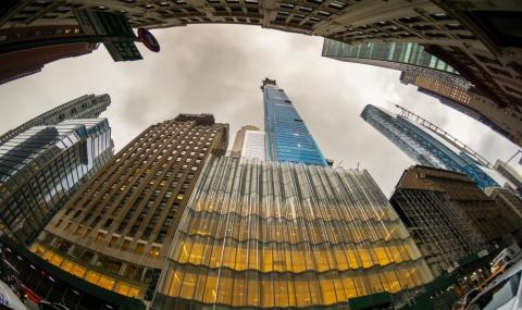 Новата най-висока жилищна сграда в света