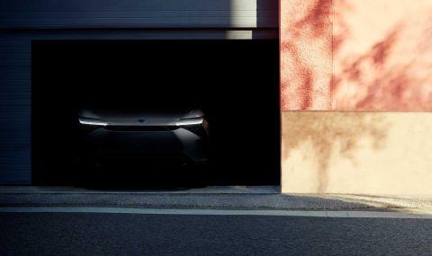 Toyota представя електрически SUV на 19 април