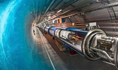 В Големия колайдер бе открита нова елементарна частица  - 1