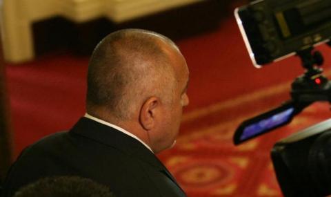 Борисов не можа да осъществи мечтата си