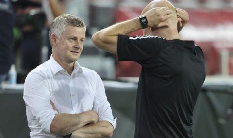 Солскяер преподписа с Манчестър Юнайтед - 1