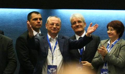 Ахмед Доган: ДПС се превърна в зрял политически субект