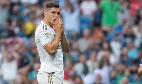 Прелестна сръбкиня се раздели с нападател на Реал