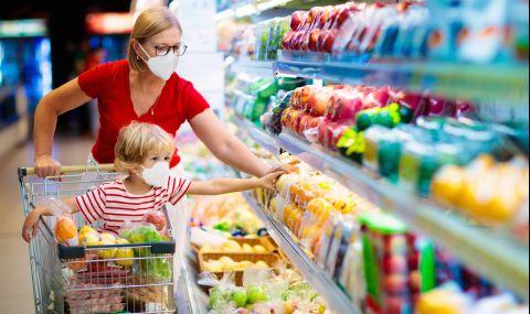 Рекордно покачване на цените на храните