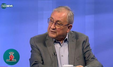 Владимир Кисьов: Шпионите трябва да се наричат предатели