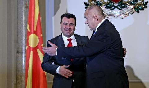 Заев: България е наш искрен приятел