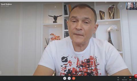 Божков: Взех ЦСКА случайно, Левски е ескалация на рекета (ВИДЕО)