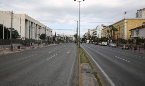 Гърция въвежда допълнителни мерки срещу коронавируса за Великден