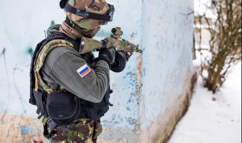 Какво ядат руските спецчасти преди мисия