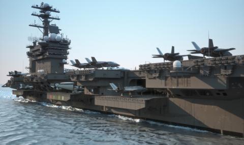 САЩ връщат Втория флот заради Русия