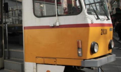 Верижна трамвайна катастрофа в София, един загинал