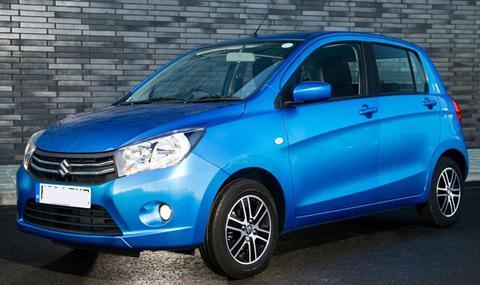 Една от най-евтините японски коли у нас