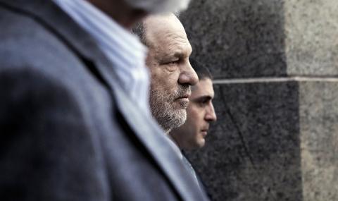 Виновен! Харви Уайнстийн отива в затвора?