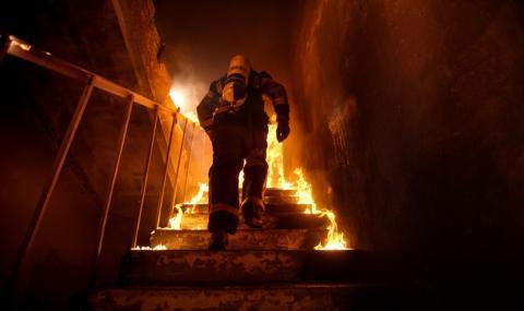 11 трупа след невиждан пожар в Бяла Слатина