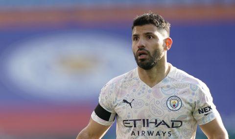 Три клуба с оферти към Агуеро - той иска в Барселона