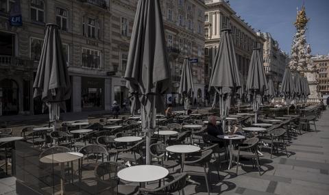 Австрия: Под 100 заразени с Covid-19 дневно, Курц защити политиката си