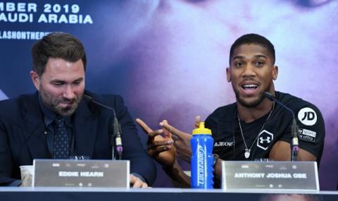 Джошуа: Коляното ми е добре, вече търся спаринг партньори