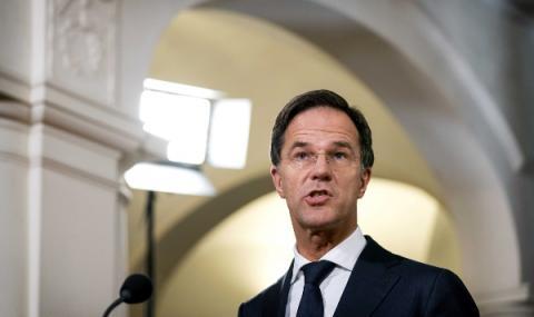 Нидерландия с послание към турския президент