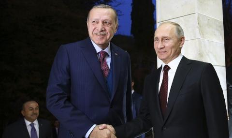 Ердоган: Aтака срещу Идлиб ще бъде клане