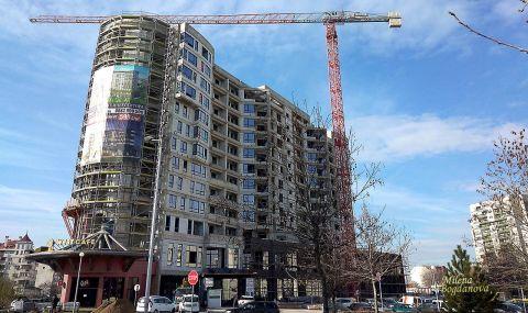 Влизането в еврозоната влияе и на купувачите на имоти, и на строителите
