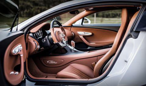 "Bugatti представи нова версия на Chiron за ""само"" 3.9 милиона долара - 8"