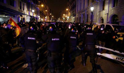 Големи протести в Испания - 1