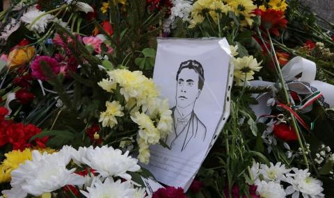 Валентин Цветанов: Бях пред паметника на Левски. Не съм от тълпата, не съм криминал, нито маргинал!