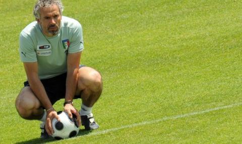 Легенда на италианския футбол сложи Ван Бастен пред Марадона и Платини