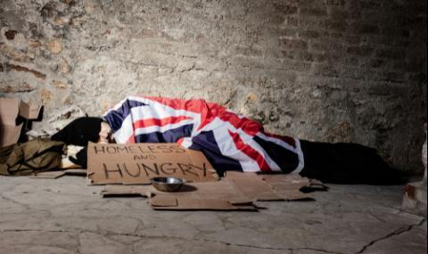 Изумително е колко бедност има в днешна Великобритания