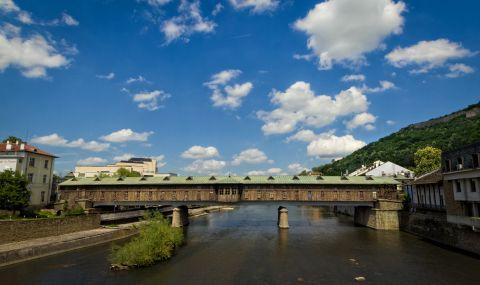 Забелязано извън Ловеч – Покритият мост