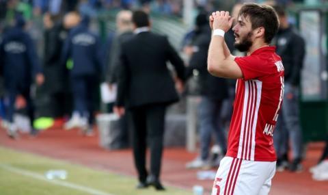 Румънци вадят милиони за халф на ЦСКА