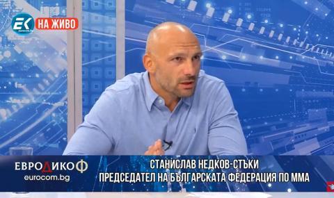 Станислав Недков-Стъки за протеста: Това ли е българският народ, колко са? (ВИДЕО)