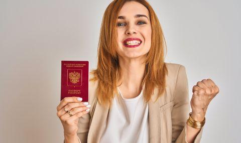 В Донбас се радват на руските паспорти