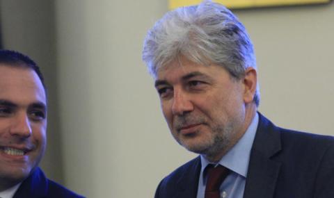 Нено Димов: Работим активно по водната криза в Перник